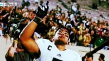 Football Star Manti Te'o Hosed by Fake Girlfriend