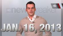 Newsbreaker Headlines for Jan. 16, 2010