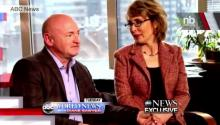 Gabby Giffords And Mark Kelly Start Gun Control Group