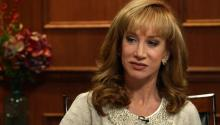 Kathy Griffin Shares How She Came to