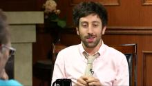 Simon Helberg Was Tired Of Playing Nerdy Characters