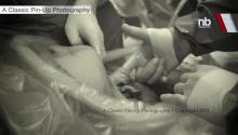 WOW: Baby Reaches Out Of Mother's Womb