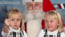 Christmas Photo Goes Viral