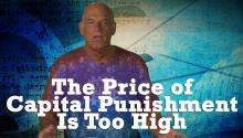 Price of Capital Punishment Is Too High