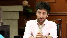 Simon Helberg On China's Ban of Big Bang Theory