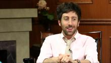 Does Simon Helberg Live in Charlie Sheen's House?