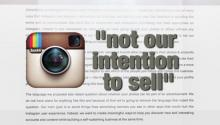 Instagram Takes Back TOS Change