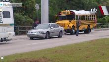 Girl Dies After School Bus Shooting