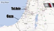 Tel Aviv Under Attack: Rocket Fired From Gaza