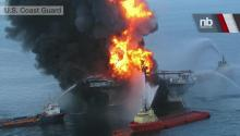 Record Penalty For BP Over Gulf Oil Spill