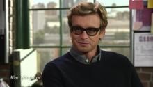 The Mentalist's Simon Baker talks to Larry King about sex symbol status, acting, & surfing