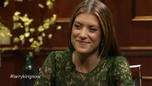 Actress Kate Walsh talks to Larry King about Grey's Anatomy, Planned Parenthood, & Drew Carey