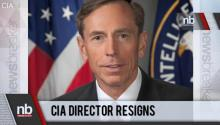 CIA Dir. Patraeus Resigns Over Affair