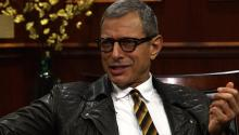 Jeff Goldblum On His Action Movie Roles