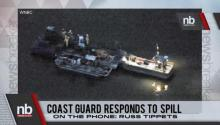Coast Guard Responds to Spill
