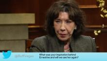 Lily Tomlin Answers Your Social Media Questions
