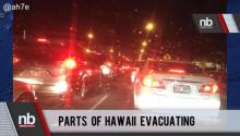 Breaking News: Parts of Hawaii Evacuate Due to Tsunami