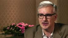 Keith Olbermann talks to Larry King about sports, controversy, & politics