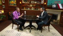 EXCLUSIVE VIDEO: Larry King Talks 3rd Party Presidential Debate