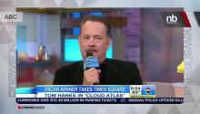 Oops! Tom Hanks Drops F-BOMB on Good Morning America