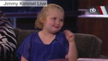 Honey Boo Boo Makes Presidential Endorsement