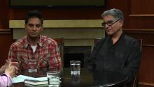 Deepak & Gotham Chopra tell Larry King about their relationship, religion, & belief in God