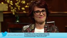 Actress Megan Mullally Answers Your Social Media Questions