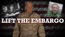 Lift the Embargo