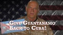 Give Guantanamo Back to Cuba!