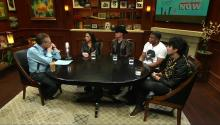 The Next mentors talk to Larry King about Gretchen Wilson, Gloria Estefan's rise to fame, & Jonas Brothers' big break