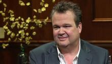 Actor Eric Stonestreet talks to Larry King about Emmy Award,