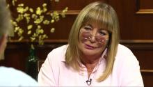 Penny Marshall talks to Larry King about death rumors, declining to direct
