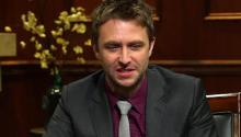 Chris Hardwick On His Alcohol Addiction