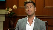 Lance Bass Has A Wedding Date!