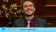 Chris Hardwick Answers Social Media Questions