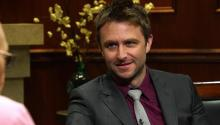Chris Hardwick talks to Larry King about his new media empire, alcohol addiction, & nerdiness of politicians