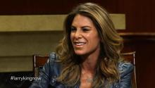 Fitness guru Jillian Michaels talks to Larry King about Michelle Obama's