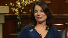 Fran Drescher On Working With Obama