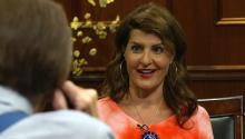 Nia Vardalos Discusses Flirting With Ricky Martin
