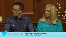 John Edward Answers Social Media Questions