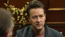 Edward Norton On His Roles and Time Management