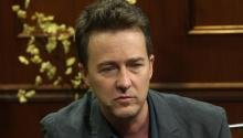 Edward Norton Talks About Extremism