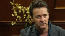 Edward Norton On President Obama