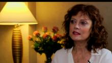 Susan Sarandon On Looking Younger