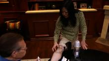 Margaret Cho talks to Larry King about tattoos, being kicked off stage, & campaigning for Obama