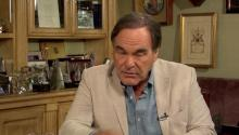 Oliver Stone on the Best Weed