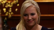 Meghan McCain talks to Larry King about being socially liberal, gay marriage, & Mitt Romney