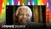 95 YEARS OF 'INSPIRATION': Nelson Mandela Celebrates 95th Birthday as Health Reportedly Improving