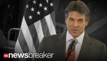 HE'S DONE: Texas Gov. Rick Perry announces he will not seek re-election in 2014