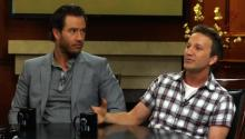 Breckin Meyer & Mark-Paul Gosselaar on celebrity privacy
